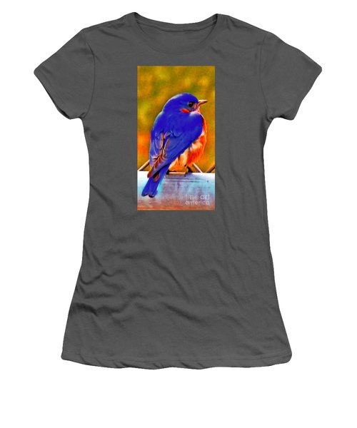 Blue Beauty 2013 Women's T-Shirt (Athletic Fit)