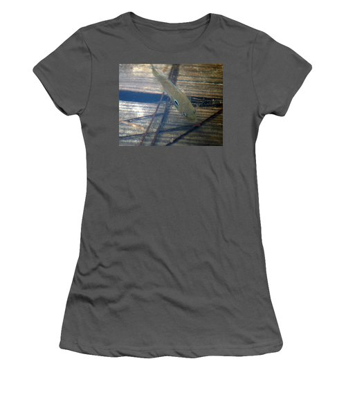 Bluegill On The Hunt Women's T-Shirt (Junior Cut) by Kim Pate