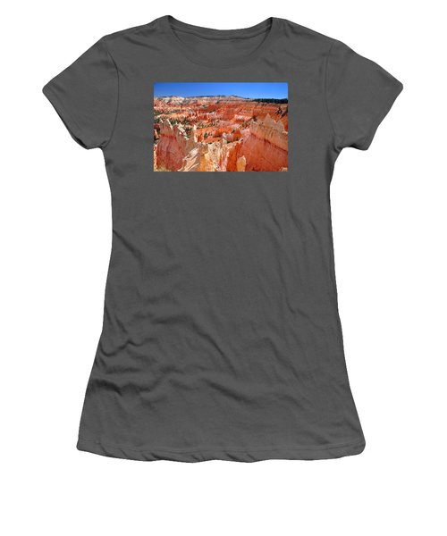 Bryce Canyon Utah Women's T-Shirt (Athletic Fit)