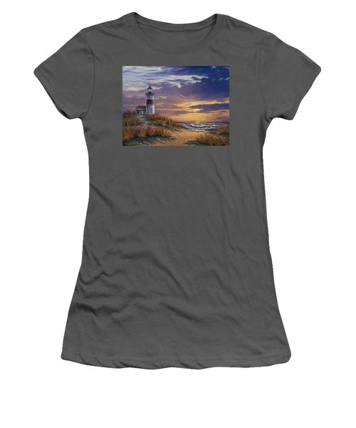 By The Bay Women's T-Shirt (Athletic Fit)