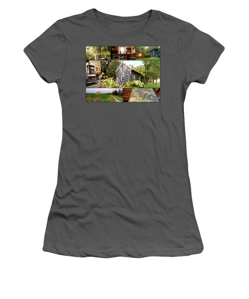 Cabin Women's T-Shirt (Athletic Fit)