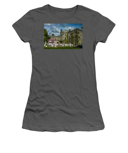 Cabra Castle - Ireland Women's T-Shirt (Athletic Fit)