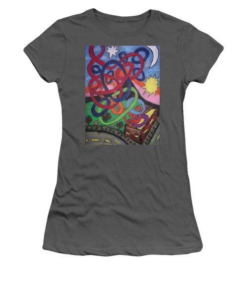 California Women's T-Shirt (Athletic Fit)