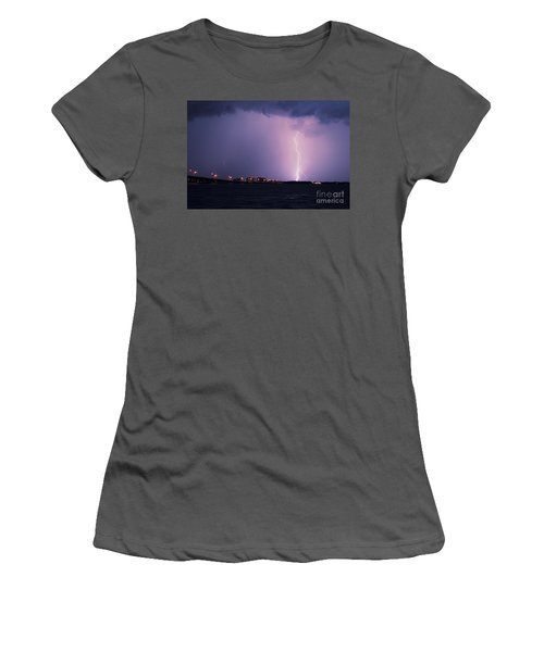 Caloosahatchee River Women's T-Shirt (Athletic Fit)