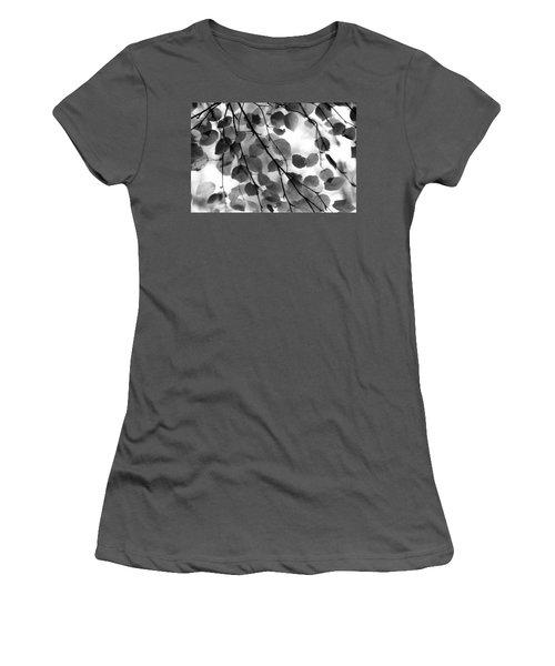 Canopy Women's T-Shirt (Junior Cut) by Aaron Aldrich