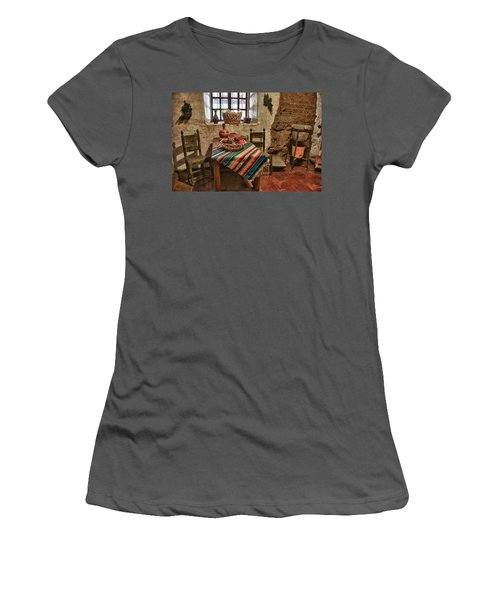 Carmel Mission 7 Women's T-Shirt (Athletic Fit)