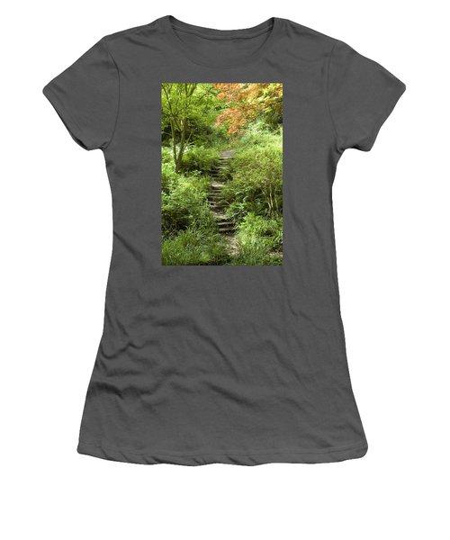 Cefn Onn Women's T-Shirt (Athletic Fit)