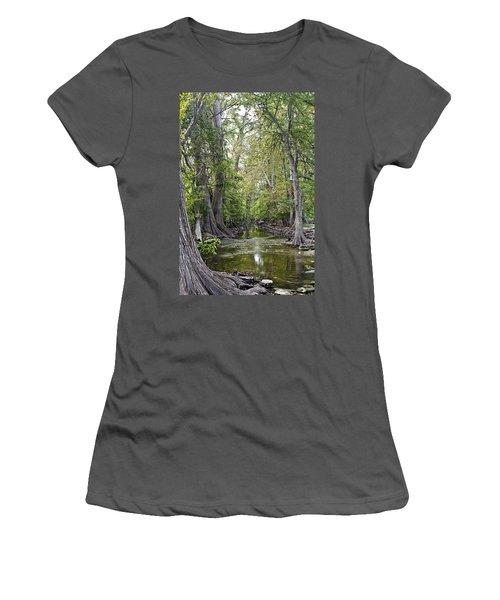 Cibolo Creek - 2 Women's T-Shirt (Athletic Fit)