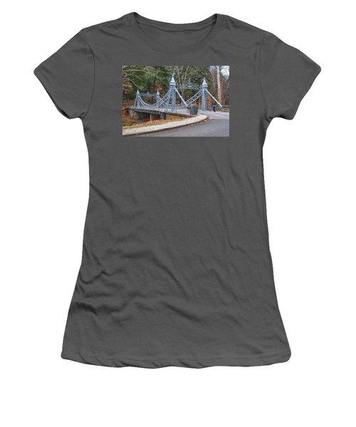 Cinderella Bridge Women's T-Shirt (Athletic Fit)