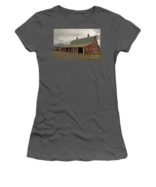Classic Colorado Country  Women's T-Shirt (Athletic Fit)