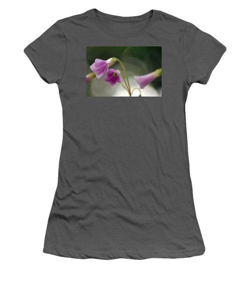 Clover Bells Women's T-Shirt (Athletic Fit)