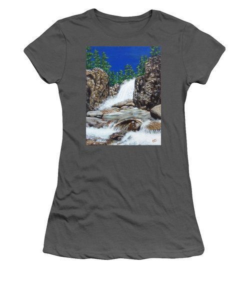 Colorado Women's T-Shirt (Athletic Fit)