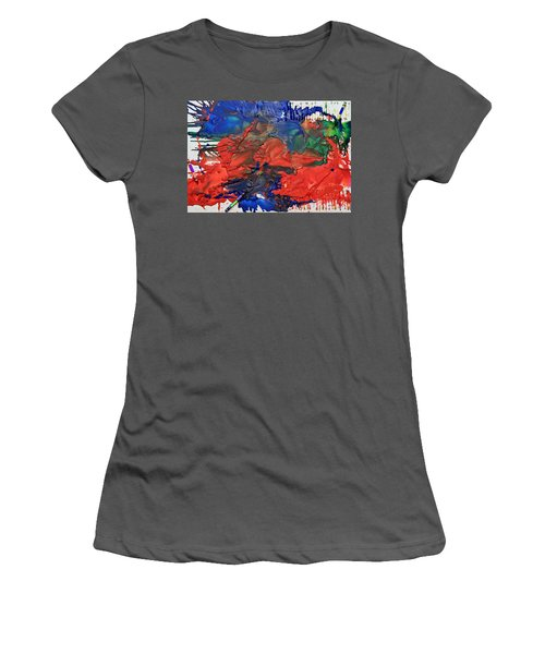 Coloring Book Women's T-Shirt (Athletic Fit)