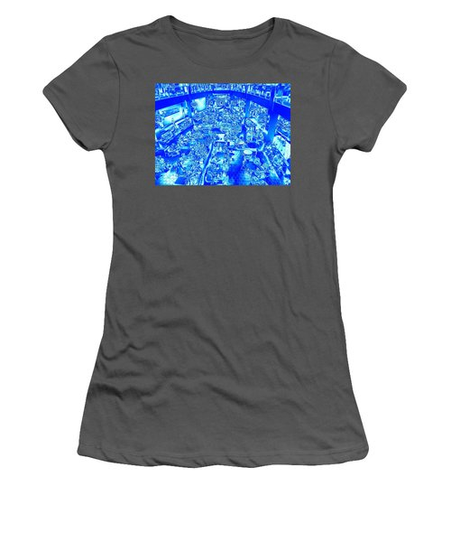 Combination  Women's T-Shirt (Athletic Fit)