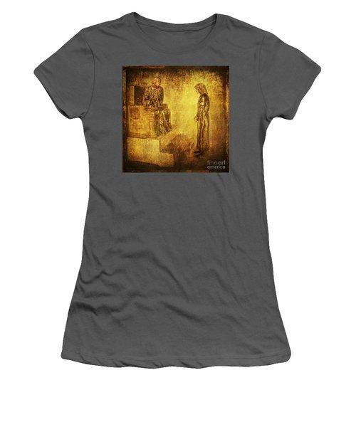 Condemned Via Dolorosa1 Women's T-Shirt (Athletic Fit)