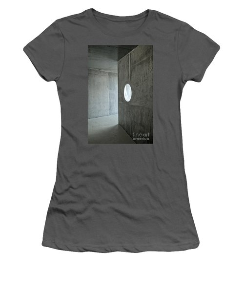 Contemporary Architecture Detail Women's T-Shirt (Athletic Fit)