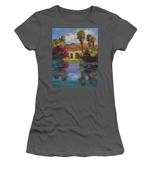 Cool Waters 2 Women's T-Shirt (Athletic Fit)