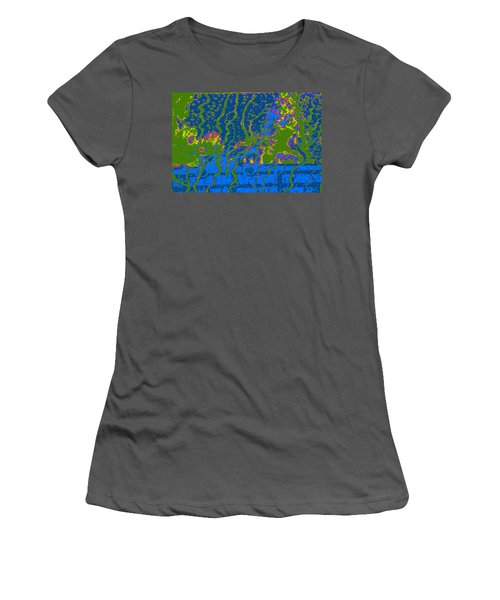 Cosmic Series 019 Women's T-Shirt (Athletic Fit)