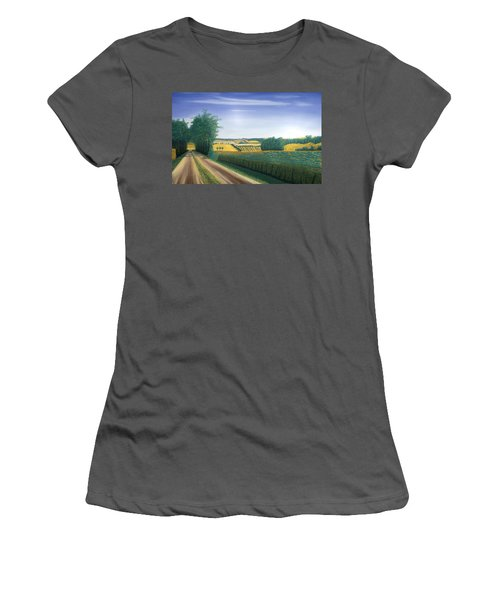 Countryside Women's T-Shirt (Athletic Fit)