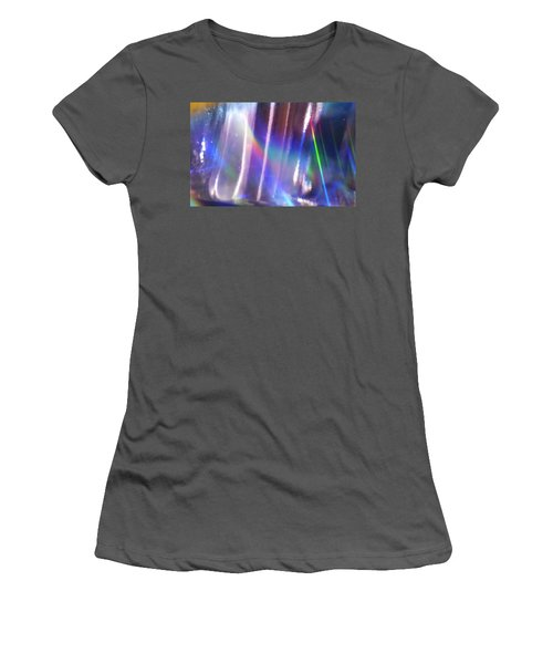 Women's T-Shirt (Junior Cut) featuring the photograph Dawn Of Creation by Martin Howard