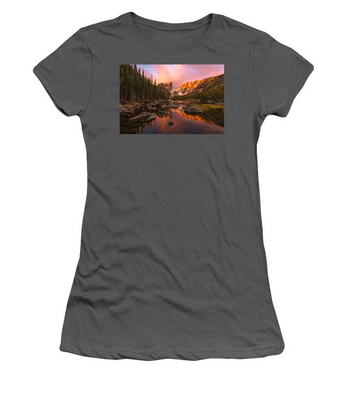 Dawn Of Dreams Women's T-Shirt (Athletic Fit)