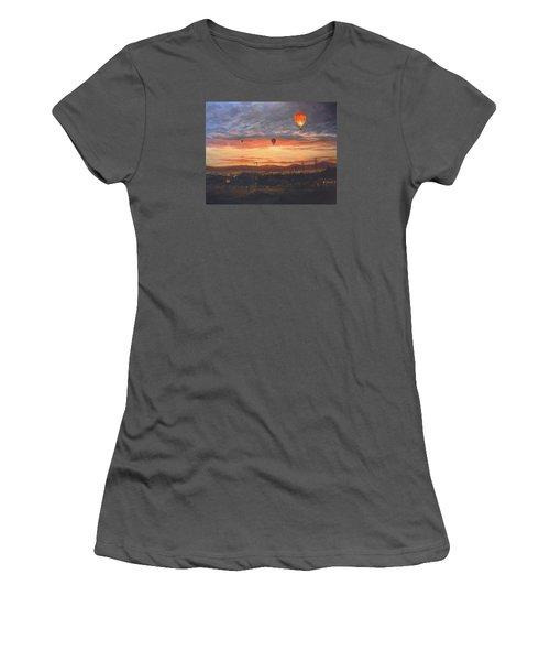 Dawn Patrol Women's T-Shirt (Athletic Fit)