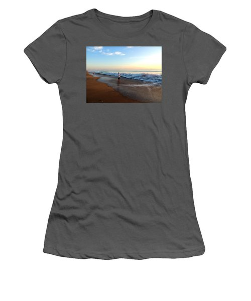 Dawning Of A New Day Women's T-Shirt (Athletic Fit)