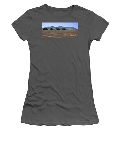 Days Work Women's T-Shirt (Athletic Fit)