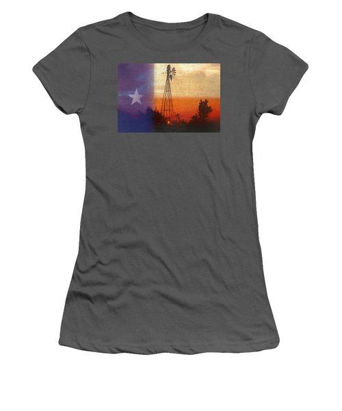 Deep In The Heart 2 Women's T-Shirt (Junior Cut) by Stephen Anderson