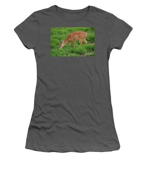 Deer 46 Women's T-Shirt (Athletic Fit)