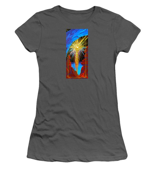 Desert Star  Women's T-Shirt (Athletic Fit)