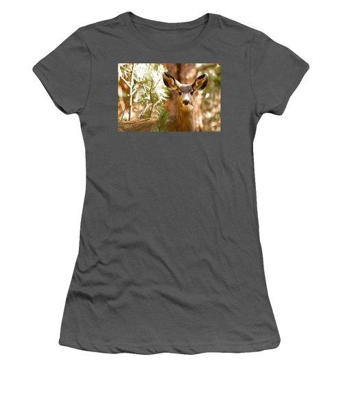 Doe Awareness Women's T-Shirt (Athletic Fit)