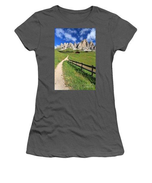 Dolomiti - Cir Group Women's T-Shirt (Athletic Fit)