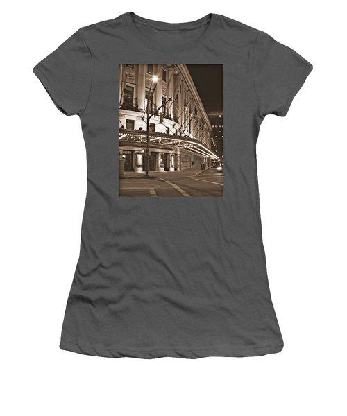Eastman Theater Women's T-Shirt (Junior Cut) by Richard Engelbrecht