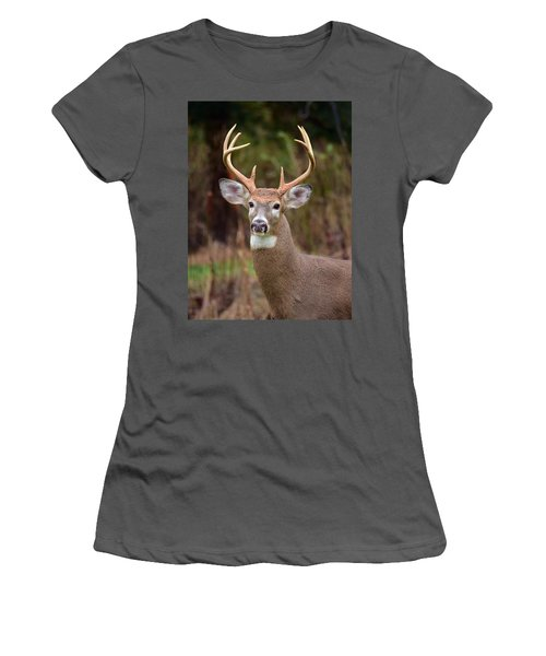 Eight Points Of Awesome Women's T-Shirt (Athletic Fit)