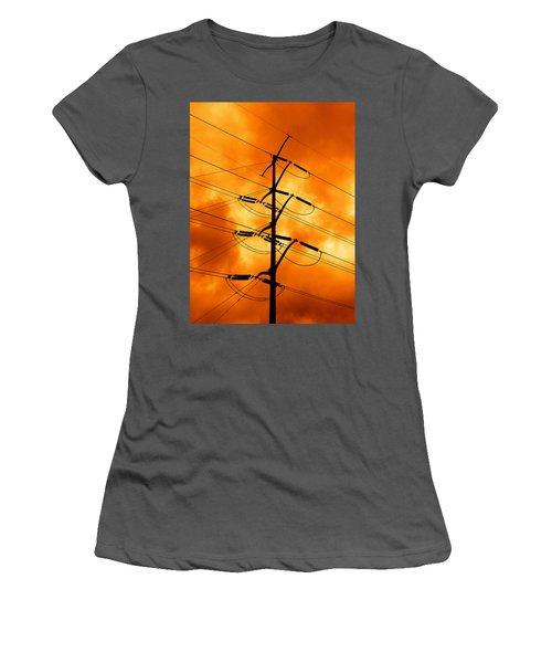 Energized Women's T-Shirt (Athletic Fit)