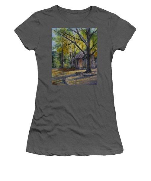 Eulah's Gold Women's T-Shirt (Junior Cut)