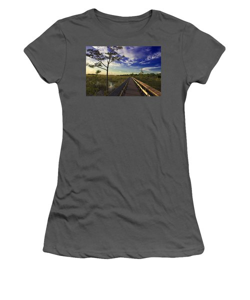 Everglades  Women's T-Shirt (Athletic Fit)