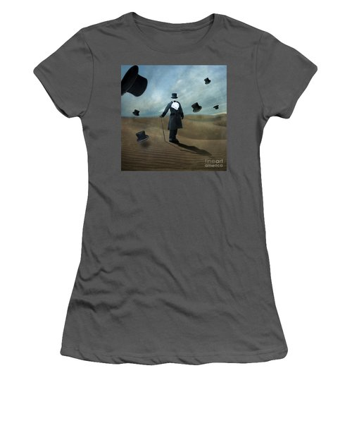 Faceless Women's T-Shirt (Athletic Fit)