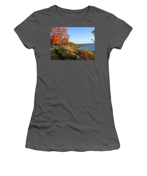 Fall Beauty Women's T-Shirt (Athletic Fit)