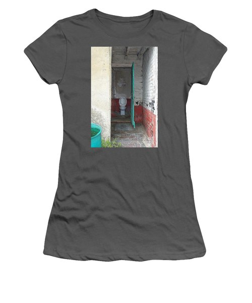 Farm Facilities Women's T-Shirt (Athletic Fit)