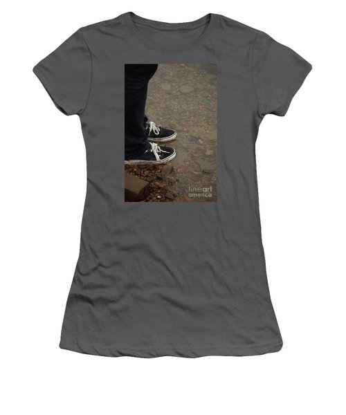 Fashion Meets Nature Women's T-Shirt (Athletic Fit)