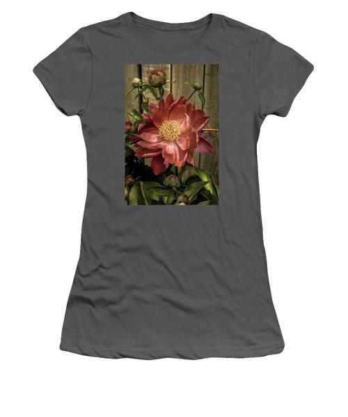 Fence Hugger Women's T-Shirt (Athletic Fit)