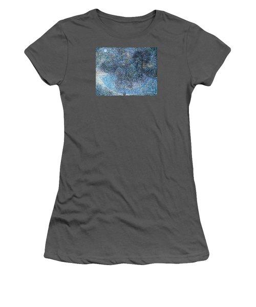 Florida Women's T-Shirt (Junior Cut) by Anna Yurasovsky