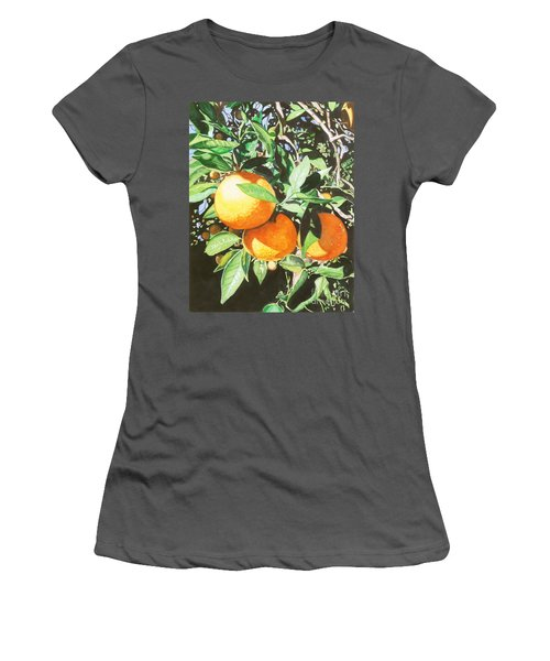 Florida's Finest Women's T-Shirt (Athletic Fit)