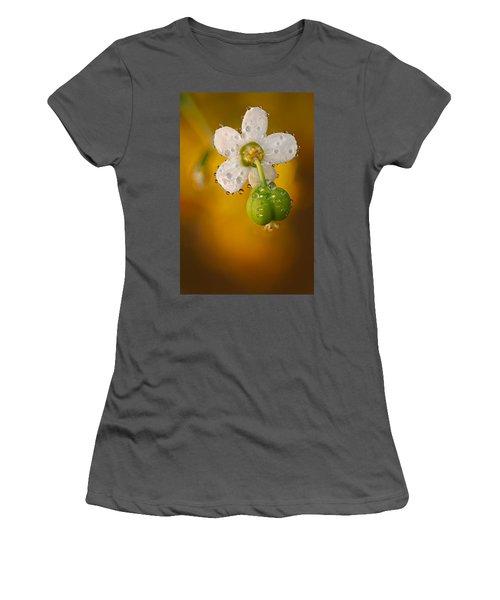 Flowering Spurge  Women's T-Shirt (Athletic Fit)