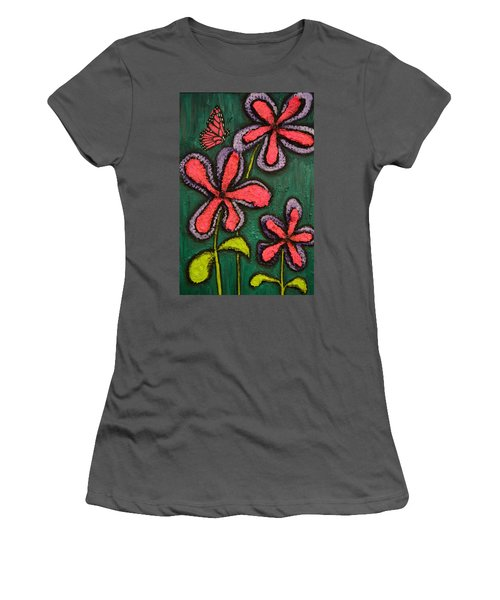 Flowers 4 Sydney Women's T-Shirt (Athletic Fit)