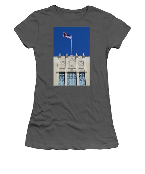 Flying High  Women's T-Shirt (Athletic Fit)