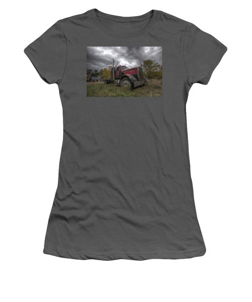 Forgotten Big Rig 2014 V2 Women's T-Shirt (Athletic Fit)