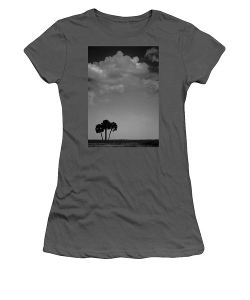 Four Palms Women's T-Shirt (Junior Cut)